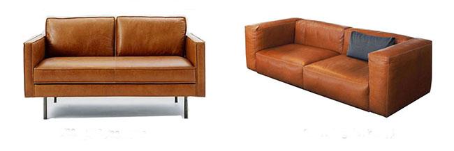 sofa băng da cao cấp
