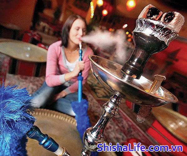 hút bình shisha tại hà đông giá rẻ