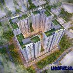 Chung Cư Bcons Garden bán căn hộ giá rẻ phía đông TP HCM