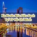 Xe Nước Mía Siêu Sạch Tại TP Hồ Chí Minh Bán Chạy Đảm Bảo Giá Rẻ