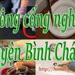 Thông cống nghẹt tại huyện Bình Chánh giá rẻ, BT homecare 24/24h