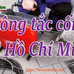 Thông tắc cống tại Hồ Chí Minh giá rẻ, uy tín, chuyên nghiệp BT homecare