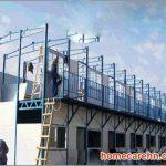 Xây dựng nhà xưởng giá rẻ hiện đại bắt mắt chuyên nghiệp cao cấp