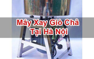Máy Xay Giò Chả Tại Hà Nội
