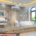 Thiết Bị Phòng Tắm Cao Cấp Thông Minh Homecarehn BT