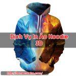 In Áo Hoodie 3D Theo Yêu Cầu Chất Lượng Homecarehn BT