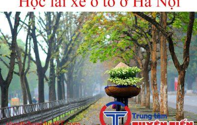 Học lái xe ô tô ở Hà Nội địa chỉ uy tín