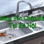 Thông Tắc Chậu Rửa Tại Hà Nội Chuyên Nghiệp Giá Tốt – Homecare BT