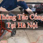 Thông Tắc Cống Tại Hà Nội Chuyên Nghiệp Phục Vụ 24/7 – Homecare BT