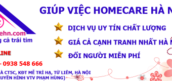 Dịch vụ của Homecare Hà Nội