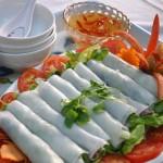 Món phở cuốn thịt bò đặc trưng Hà Thành