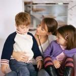 Cách dạy con cư xử với người giúp việc nhà