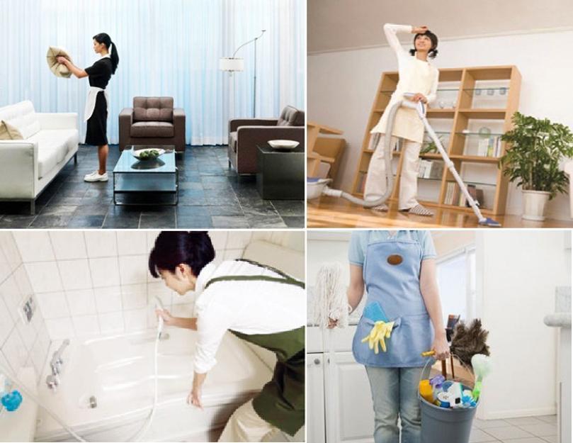 Tìm người giúp việc nhà ở đâu cho tốt