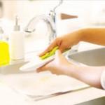 Nước rửa bát cũng cần phải tiết kiệm