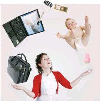 Hình ảnh người phụ nữ trong cuộc sống hiện đại