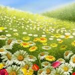 Cùng chiêm ngưỡng sự trỗi dậy mạnh mẽ của các loài hoa