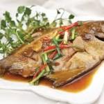Thèm ăn hơn khi ngửi thấy mùi cá chim kho riềng thơm ngon lạ miệng